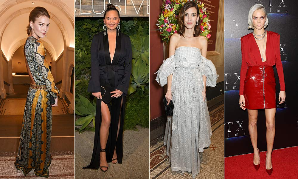 Best celebrity style moments of the month so far